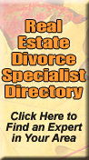 Real Estate Divorce Specialist Directory